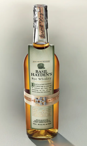 Basil Hayden's Rye Whiskey at CaskCartel.com