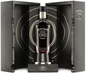 Bowmore Black 50 Year Old Scotch Whisky - CaskCartel.com