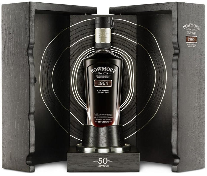 Bowmore Black 50 Year Old Scotch Whisky