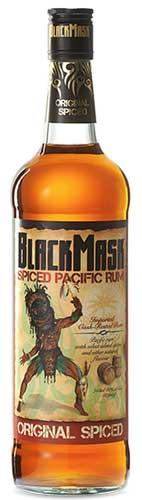 Black Mask 'Original Spiced' Spiced Pacific Rum