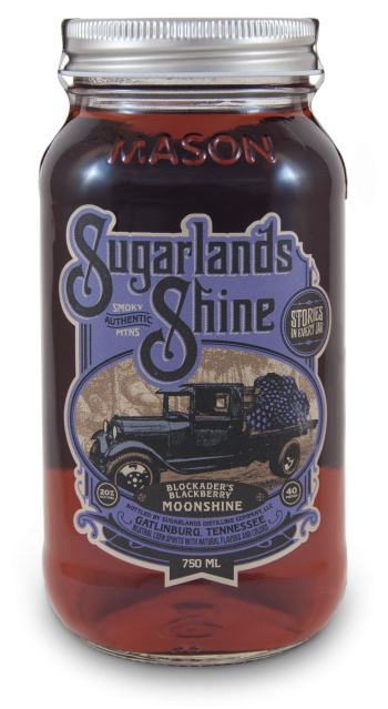 Sugarlands Shine Blockader's Blackberry Moonshine