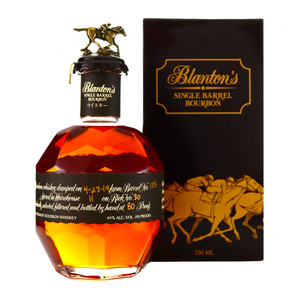 Blanton's 'Black label' Single Barrel Kentucky Straight Bourbon Whiskey at CaskCartel.com