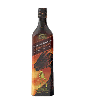 Game of Thrones | Johnnie Walker A Song of Fire - CaskCartel.com