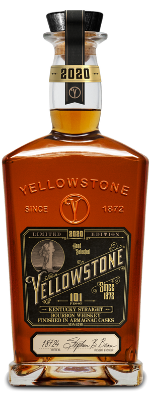 Yellowstone 2020 Limited Edition Bourbon Whiskey at CaskCartel.com 2