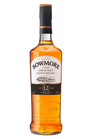 Bowmore 12 Year Old Scotch Whisky - CaskCartel.com