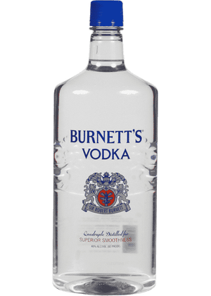 Burnett's Vodka - CaskCartel.com