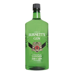 Burnett's London Dry Gin - CaskCartel.com
