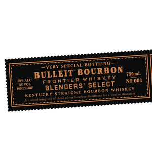 Bulleit Bourbon Frontier Whiskey | Blenders Select | Very Special Bottling at CaskCartel.com 3