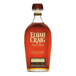 Elijah Craig Barrel Proof Batch C919 Straight Bourbon Whiskey - CaskCartel.com