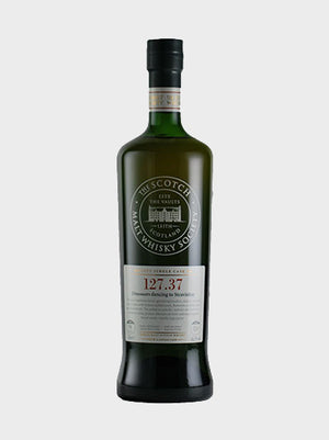 SMWS 127.37 'Dinosaurs Dancing To Stravinsky' Port Charlotte 9 Year Old Whisky - CaskCartel.com