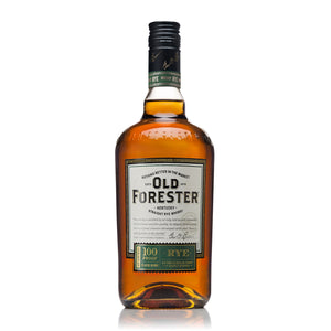 Old Forester Rye 100 Proof