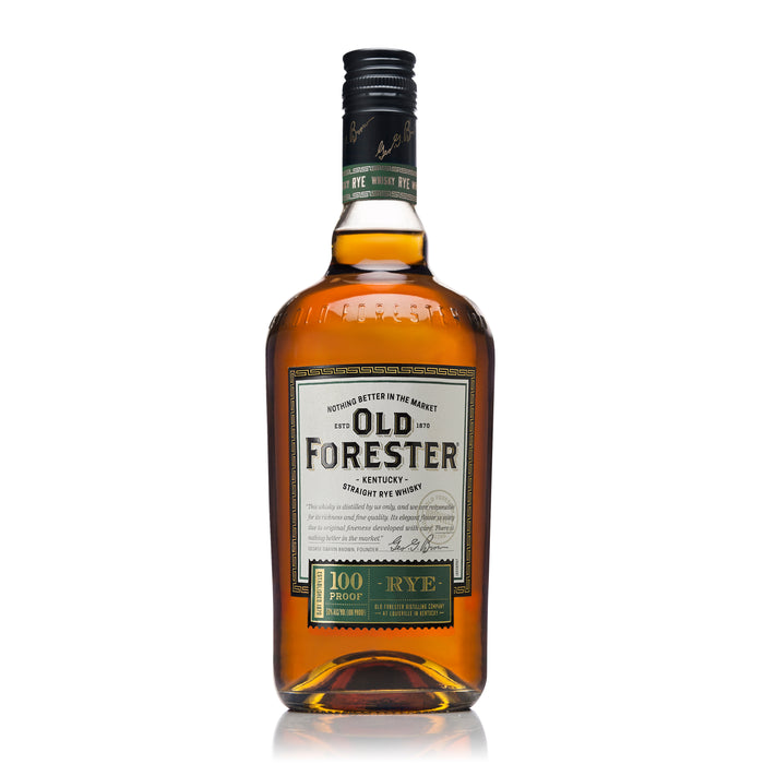 Old Forester Rye 100 Proof 1 Litre