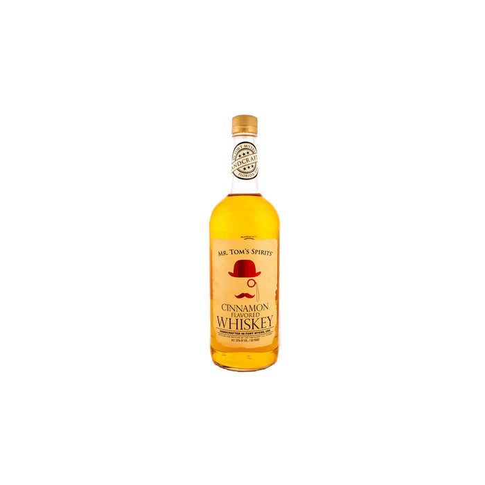 Mr. Tom's Spirits Cinnamon Whiskey 1L