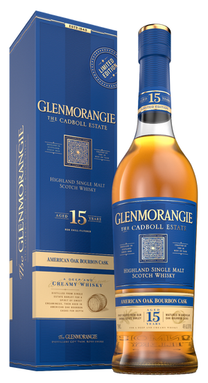 Glenmorangie The Cadboll Estate 15 Year | US Exclusive | Limited Edition at CaskCartel.com