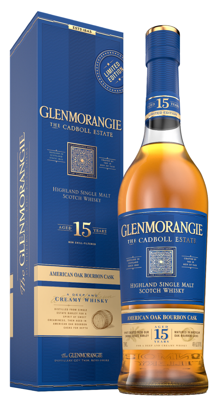 Glenmorangie The Cadboll Estate 15 Year | US Exclusive | Limited Edition