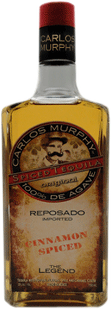 Carlos Murphy Spiced Tequila at CaskCartel.com