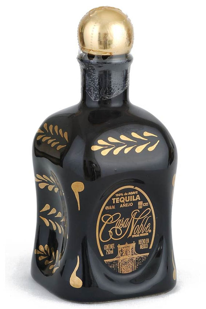 "Casa Noble (5 Year) ""Black Gold"" Añejo Tequila"