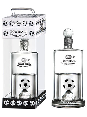 Casino Azul International Football Edition Silver Tequila - CaskCartel.com