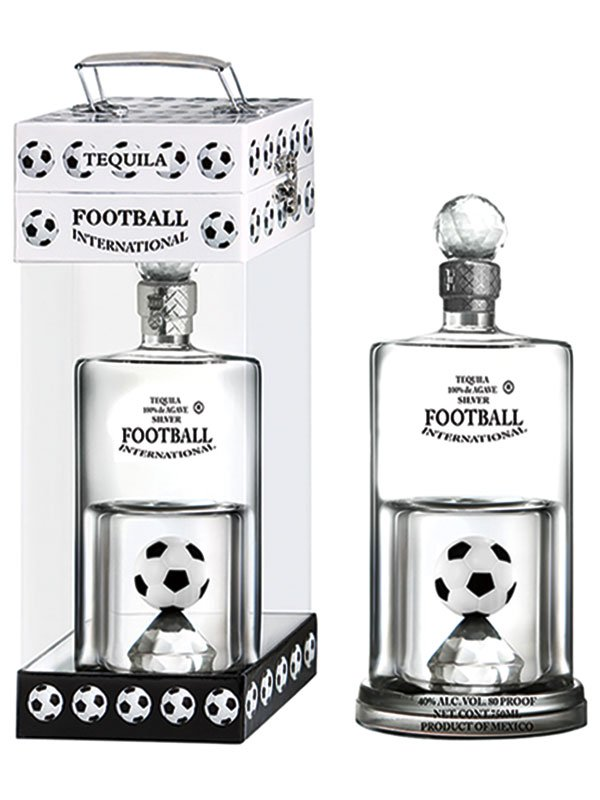 Casino Azul International Football Edition Silver Tequila