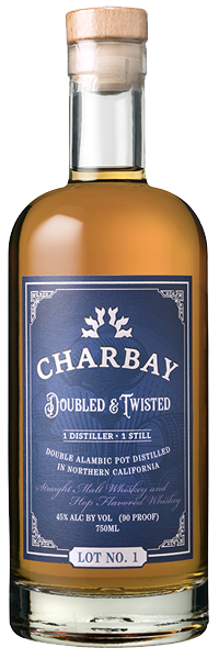 Charbay Double & Twisted Whiskey - CaskCartel.com