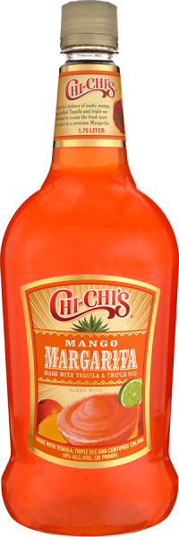 Chi Chi's Mango Margarita Ready To Drink Cocktail