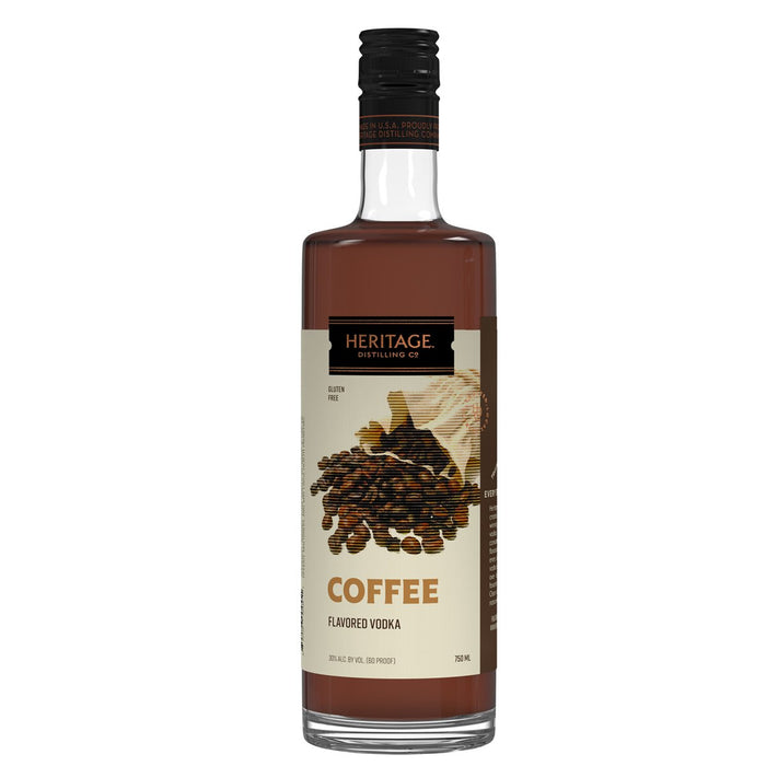 Heritage Distilling Co. Coffee Flavored Vodka