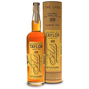 Colonel E.H. Taylor Cured Oak Straight Kentucky Bourbon Whiskey