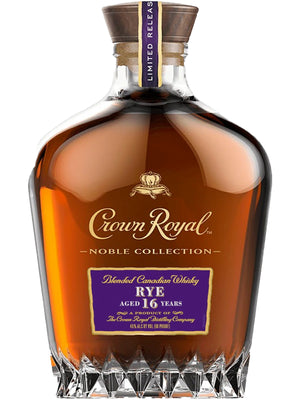 Crown Royal Noble Collection 16 Year Old Rye Blended Canadian Whisky - CaskCartel.com