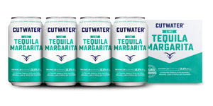 Cutwater | Lime Tequila Margarita (4) Pack Cans at CaskCartel.com