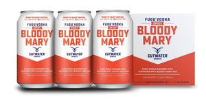 Cutwater | Fugu Vodka Spicy Bloody Mary (4) Pack Cans CaskCartel com
