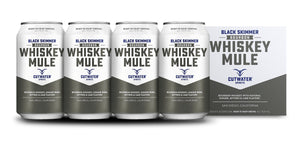 Cutwater | Black Skimmer Bourbon Whiskey Mule (4) Pack Cans at Caskcartel.com