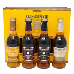 Glenmorangie the Pioneering Collection Single Malt Gift Set - CaskCartel.com
