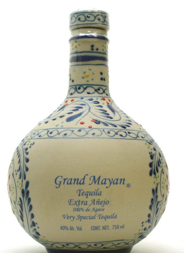 Grand Mayan Reserva Extra Anejo Tequila
