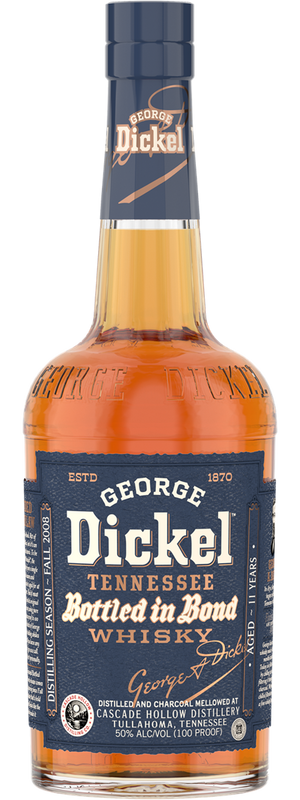 George Dickel Bottled-In-Bond Straight Tennessee Whisky (2008) 2020 Release at CaskCartel.com