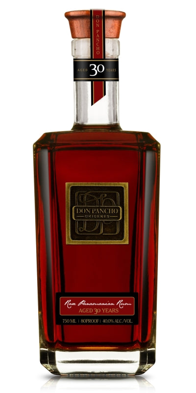 Don Pancho 30 Year Old Rum
