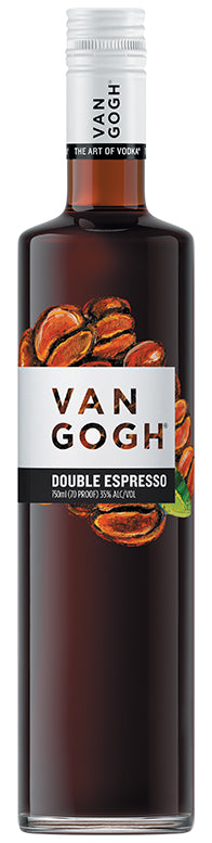 Van Gogh Double Espresso Vodka