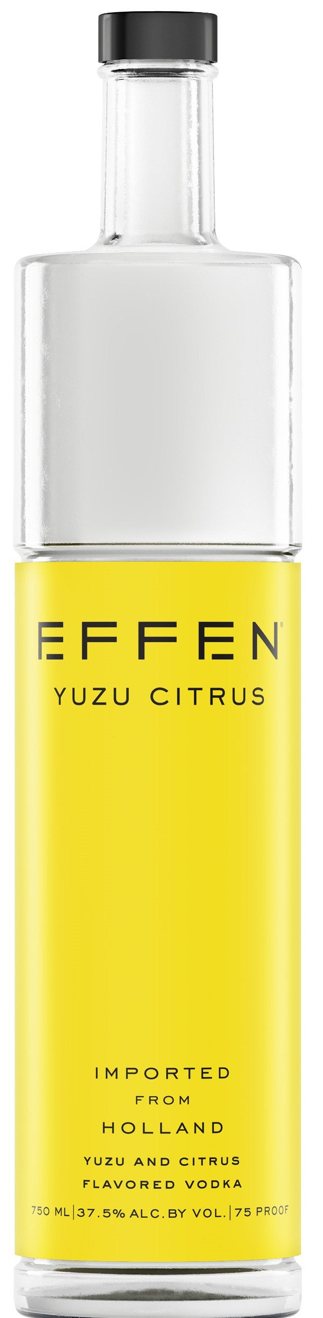 50 Cent |  Effen Yuzu Citrus Vodka