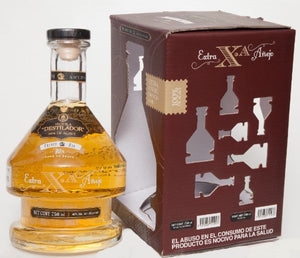 El Destilador Limited Edition Extra Anejo French Oak Tequila - CaskCartel.com