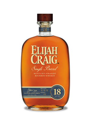 Elijah Craig Single Barrel 18 Year Old Bottled 2018 Kentucky Straight Bourbon Whiskey at CaskCartel.com
