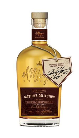 El Mayor | Masters Collection Single Barrel Reposado | Pudge Rodriguez Signed Edition at CaskCartel.com