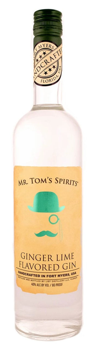 Mr. Tom's Spirits Ginger Lime Gin - CaskCartel.com