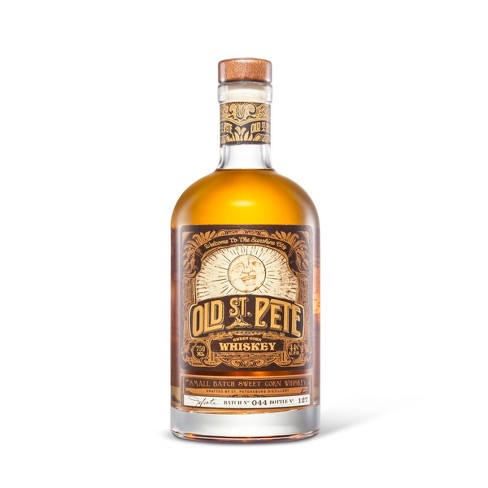 Old St. Pete Sweet Corn Whiskey