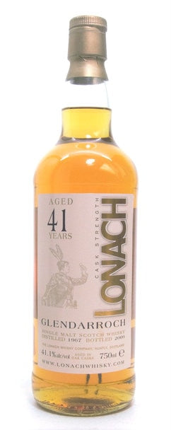 Glendarroch - Lonach 41 Year Old Single Malt Scotch Whisky - CaskCartel.com