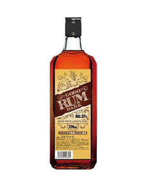 Godo Dark Rum | 720ML at CaskCartel.com