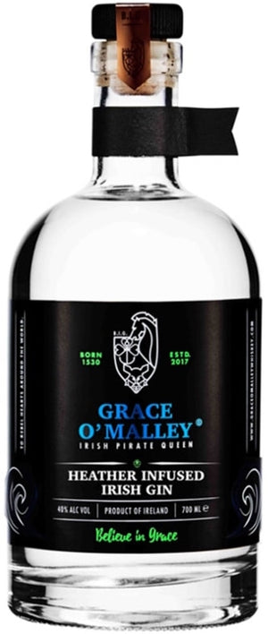 Grace O'Malley Irish Pirate Queen Heather Infused Irish Gin at CaskCartel.com
