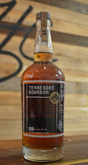 H. Clark Distillery Tennessee Small Batch Bourbon Whiskey