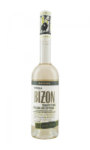 Davna Bizon (Bison Grass) Vodka | 500ML at CaskCartel.com