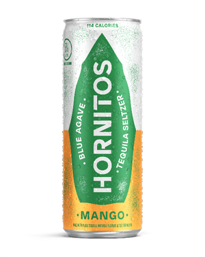 [BUY] Hornitos | Mango Tequila Seltzer (4) Pack Cans at CaskCartel.com