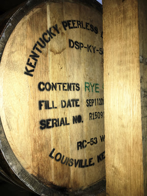 # Project Black Friday Peerless Kentucky Straight Rye Whiskey CaskCartel.com 3