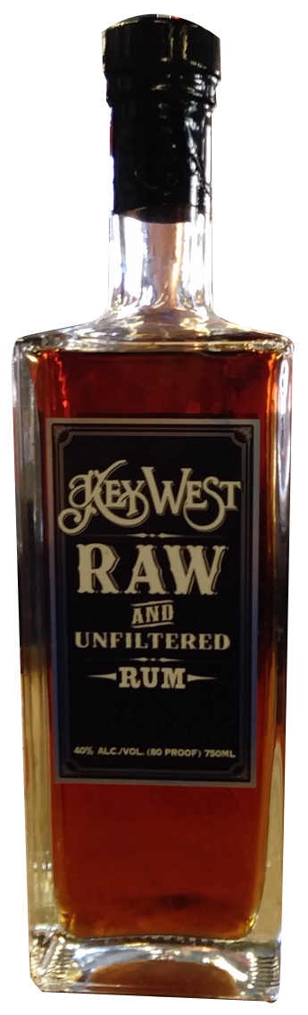 Key West Distillery - Aged Key West Raw & Unfiltered Rum